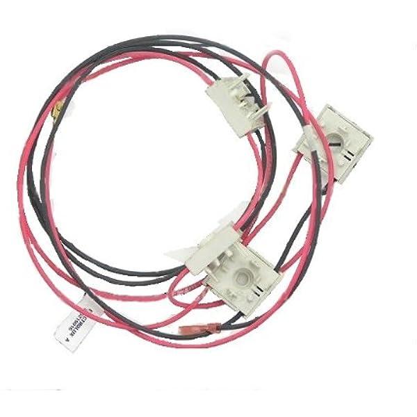 Amazon.com: Frigidaire 316219016 Wiring Harness: Home Improvement   Sparking Frigidaire Wiring Harness Parts      Amazon.com