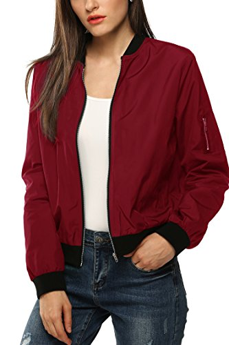Quilted Bomber Jacket - 9