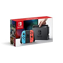 Consola Nintendo Switch Neon Red Blue - Edición Estandar - Nacional