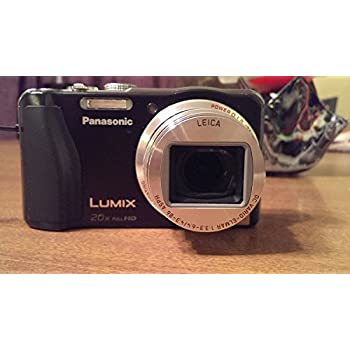 Panasonic Lumix ZS19 14.1 MP High Sensitivity MOS Digital Camera with 20x Optical Zoom (Black)