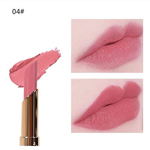 - FANOUD Lipstick Cosmetics Matte Velvet Matte Moisturizing Pumpkin Bean Paste Lipstick And Pumpkin Color Bean Paste Lip