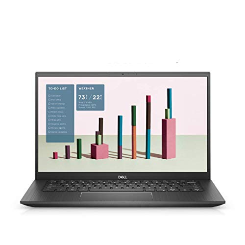 Dell Inspiron 5408 14 inch FHD 5000 Series Laptop (10th Gen i5-1035G1/8 GB/512 SSD/2 Gb NVIDIA Graphics/Win 10 + MS Office/Pebble) D560210WIN9SE