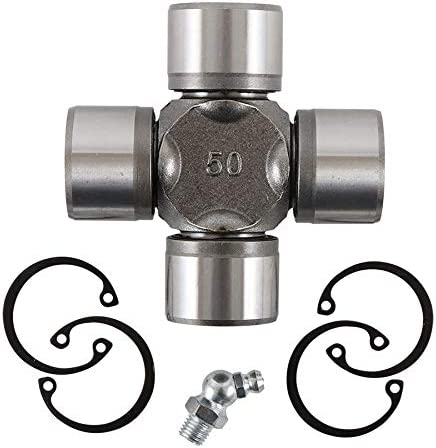 Silver Complete Tractor 3013-6032 Cross /& Bearing Kit