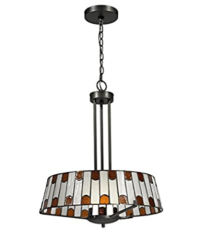 Dale Tiffany Wedgewood 19 Inch Wide 1 Light Large Pendant TH12421 (Wedgewood Pendant)