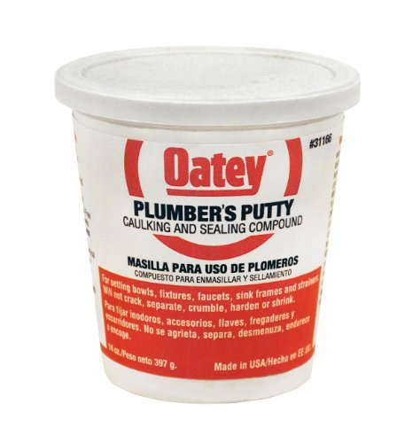 plumbers putty stainless