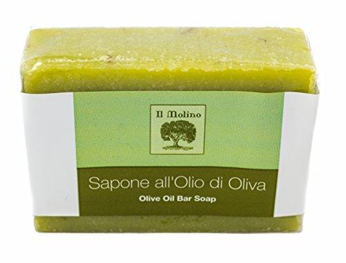 Il Molino - ORGANIC OLIVE OIL BAR SOAP 3.5oz / ()