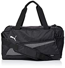 Puma Fundamentals Sports Bag S Bag, Unisex Adulto, Puma Black, OSFA