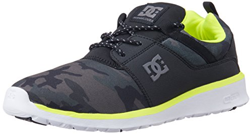 da Black DC Gris Se Shoe Sneakers Heathrow Xskg Uomo Camo M WxfRzqYcfw