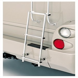 Motorhome Ladder (RV Motorhome Mini Ladder Extension- Trailer Universal Fit)