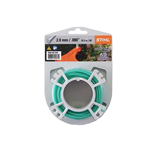 Stihl 2mm x 15m/50ft Nylon Grass Trimmer Cord Part No.0000 930 2335 Genuine UK Supplied Part