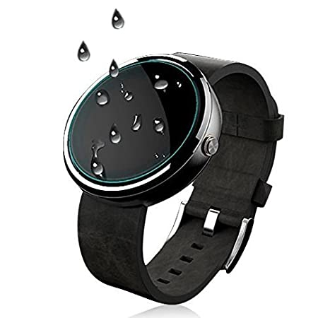 Voguecase® Para LG G Watch R W110 Smartwatch 9H Borde Arc ...