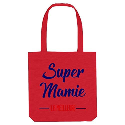 mamie Gs Coton bag Tote Rouge Super 1OI6nqw