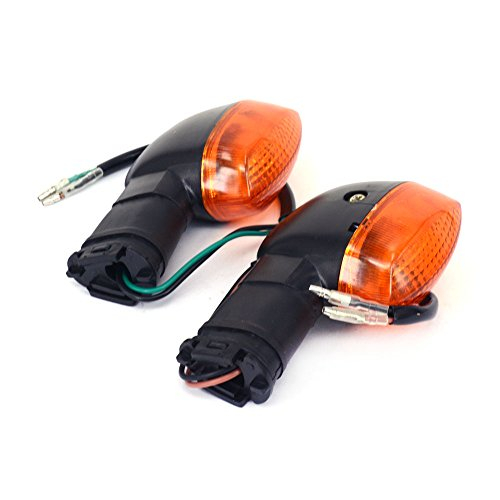 Len Front Turn Turning Signal Indicator Light Lamp For Yamaha R1 2007 R6 2008: