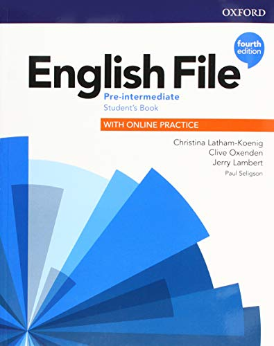 English File Pre Intermediate Student S Book Audio Cds 4th Ed Langpath