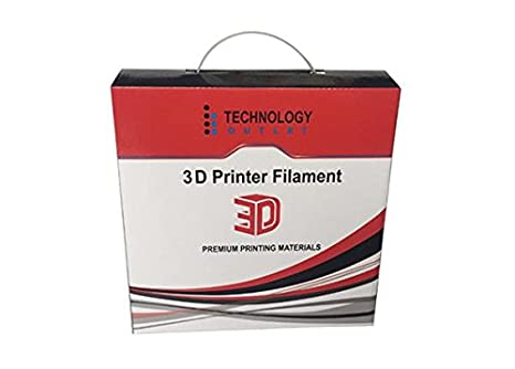 TECHNOLOGYOUTLET PREMIUM 3D PRINTER FILAMENT ABS Fluorescent Green