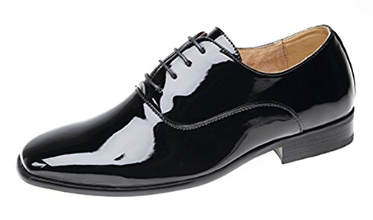 Junior Boys Smart Wedding Shoes/Ballroom/Formal. Patent Finish