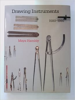 Book Drawing Instruments, 1580-1980