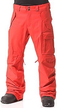Burton Covert Signature Fit Pants Mens Unisex Ski Snowboard Salopettes New 2015 (Fang, L)
