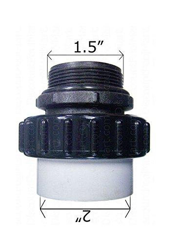 CMP 1.5 in. MIP X 2 in. PVC Hi-Temp Union 21063-160-000