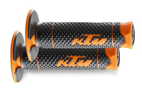KTM Dual Compound Dirt Bike Grips