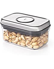 OXO SteeL Airtight Food Storage POP Container - Small Rectangle
