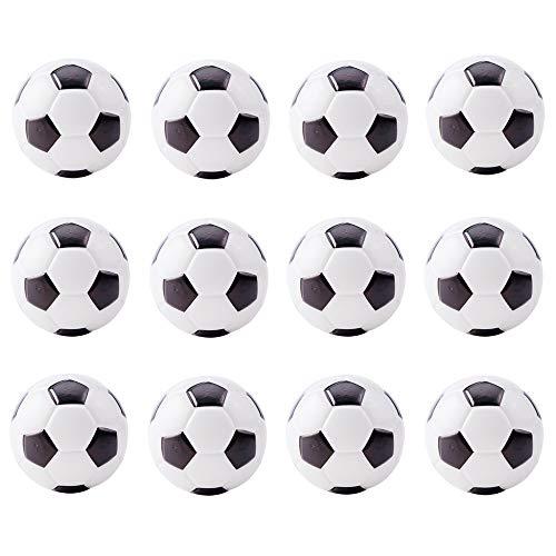 Squeezable Balls (X Hot Popcorn 12 Pcs Mini Sports Balls Squeezable Stress Ball, Pressure Relieving Health Balls, Soccer)
