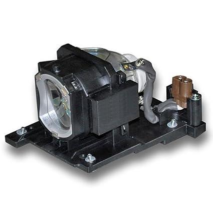 Amazon.com: Projector Lamp for Hitachi CP-X3010Z 210-Watt ...