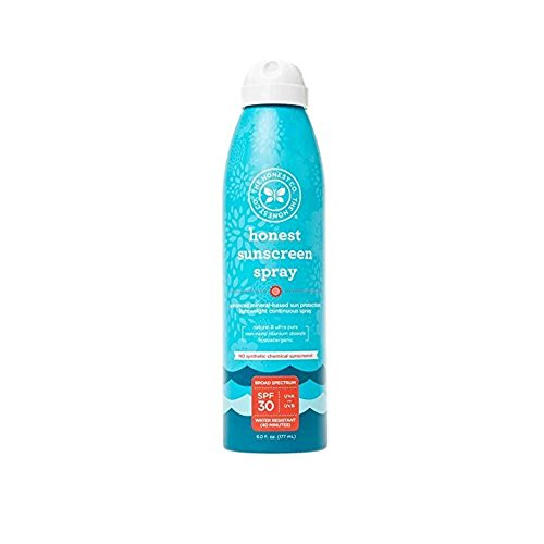 The Honest Company SPF 30 Sunscreen Spray, 6 fl. oz.