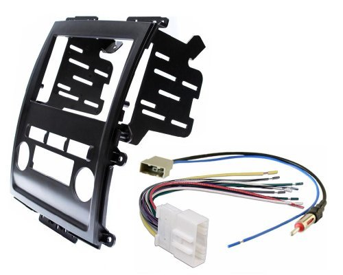 frontier stereo wire harness - 2