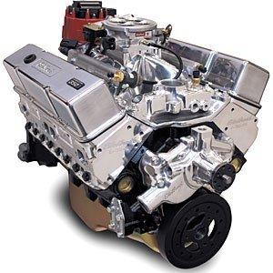 Edelbrock Crate Engine Performer - Edelbrock 46211 Performer RPM E-Tech Pro-Flo 2 EFI Crate Engine 9.5:1Compression 440HP/425Torque w/1000cfm 4V ThrottleBody Incl. E-Tec170Cyl.HeadsPN[60975] w/ShortWaterPumpPN[8810]Polished Performer RPM E-Tech Pro-Flo 2 EFI Crate Engine