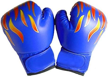YIRANLT MMAボクシンググローブファイティングキッズ子供キックボクシングトレーニンググローブパンチングサンドバッグスポーツ
