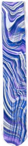Zocks Bota Socks De Ovation 1497 Purple Rain