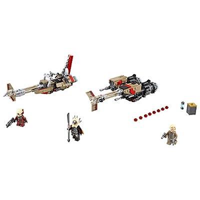 LEGO Star Wars Cloud-Rider Swoop Bikes: Toys & Games