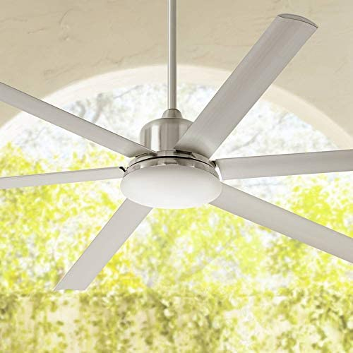 72″ Casa Arcade Modern Outdoor Ceiling Fan
