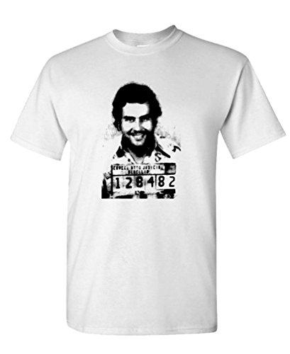 GOOZLER ESCOBAR MUGSHOT Cotton T Shirt