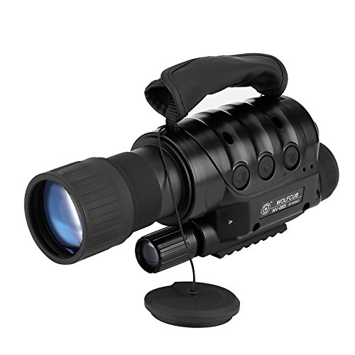 Generic RONGLAND nv-650d +ポータブルナイトビジョンMonocular for Outdoors (カメラレコード、6 xズーム、720 M範囲、全天候型) B07BLKX2VQ