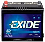 Exide 65-60P 60 Month Wet Battery