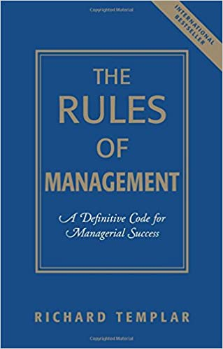 The Definitive Rules of Management