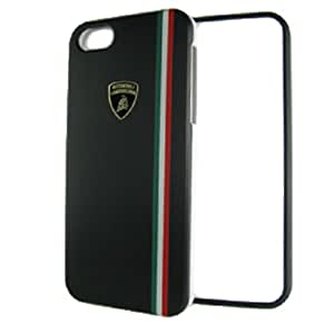 Lamborghini Cell Phone Case for iPhone 5 Special Edition, Black