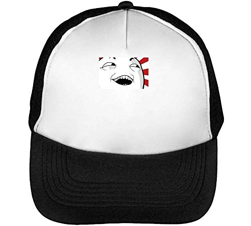 Negro You Gorras I Did Snapback Meme Hombre What Blanco Beisbol There Know 1GD tOwPqP