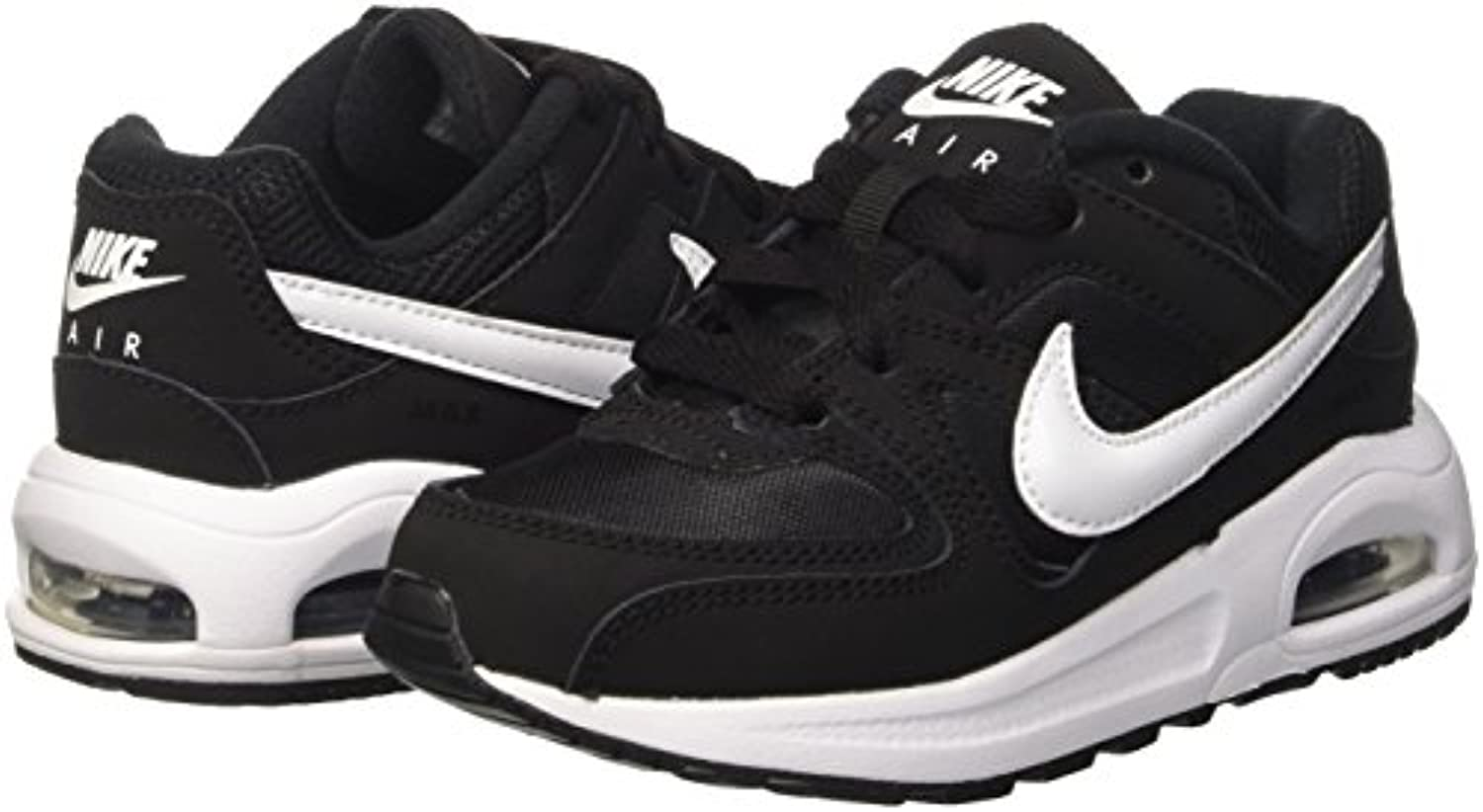 Nike Boys' Air Max Command Flex (Ps) Trainers black Size: 1 UK