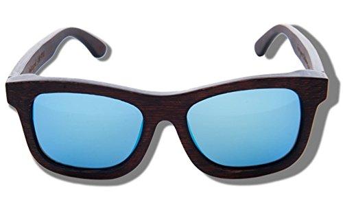 de Madera Gafas Sol de Blue Grizzly UxgqvnEa