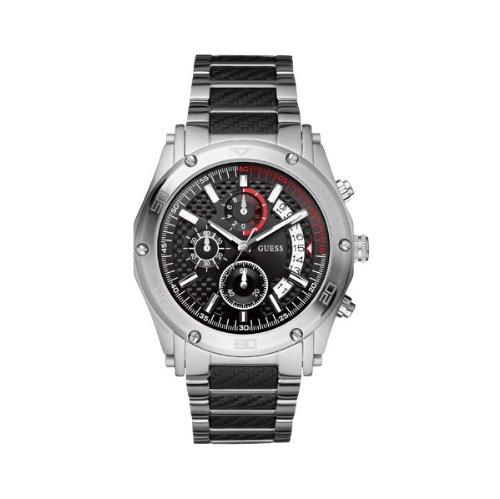 W22519g1 Reloj Caballero Guess Inoxidable Vortex De Color CuarzoCorrea Acero rCxeBod