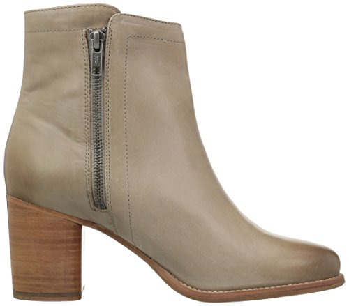 Double Ankle Addie Zip FRYE Boot Grey Women's aBAqngTO