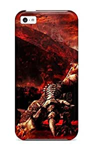 Cute High Quality Iphone 5c Monster Hunter Video Game Other Case by lolosakes