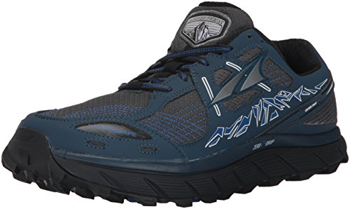 (Altra Men's Lone Peak 3.5 Running Shoe, Blue, 9 D US)