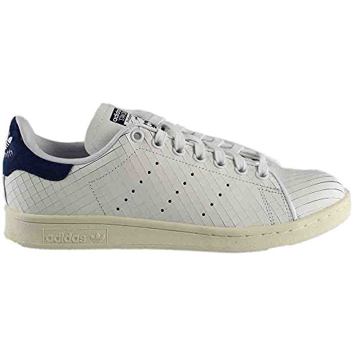 Adidas Stan Smith Casual Damessneakers Wit / Marine