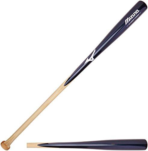 Mizuno Classic Wood Fungo Bat (Mizuno Classic Fungo Bat (36.5-Inch, Navy/Natural))