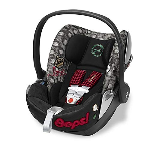 Cybex Rebellious Collection Cloud Q Plus SensorSafe 2.1 Infant Car Seat