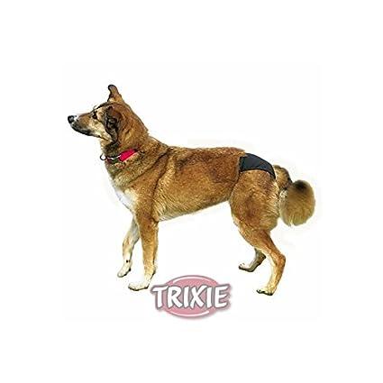Compresas sanitarias braguitas para perros TRIXIE
